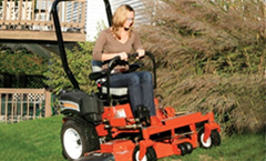 Zero Turn Radius Mowers Equipment » CMS Base